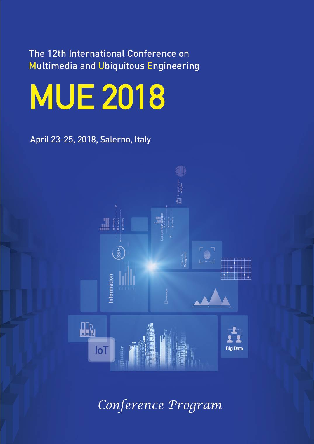 The 12th International Conference on Multimedia and Ubiquitous